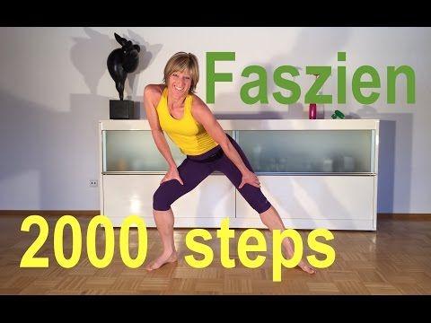 20 min. Faszien Rebound mit Gabi Fastner – YouTube