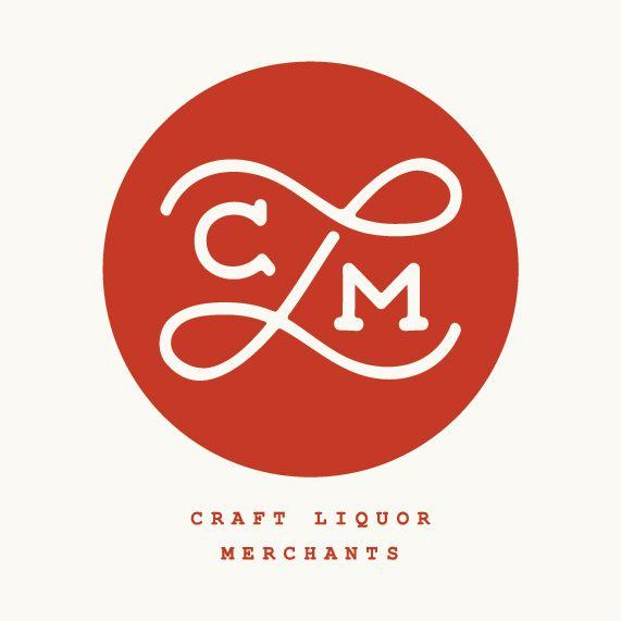 Craft Liquor Merchants by Nicholas Christowitz, via Behance - Friendly & professional design