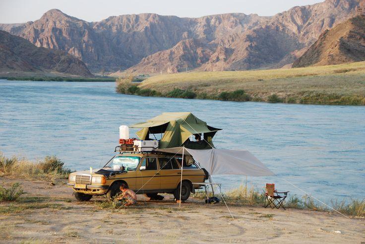Travel Adventure Van