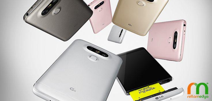 LG G5 ülkemizde satışa çıkıyor... Devamı; http://goo.gl/81LrhN #Rellamedya #Teknoloji #Haber #Lg #LgG5 #G5