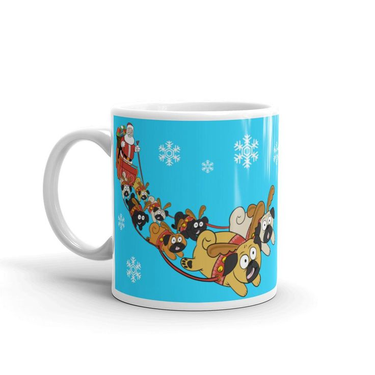 Santa Paws Pug Mug is now available on BeefyTeez.com!  http://beefyteez.com/products/santa-paws-pug-mug?utm_campaign=social_autopilot&utm_source=pin&utm_medium=pin