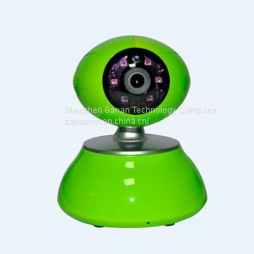 HD Wireless IP Camera CCTV WiFi Home $25.99 Surveillance Security Camera System with iOS/Android Pan Tilt Zoom
