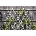 59 best images about backyard ideas on pinterest outdoor for Fypon pvc trellis system