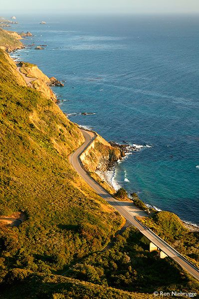 Highway 1 from San Francisco to Los Angeles