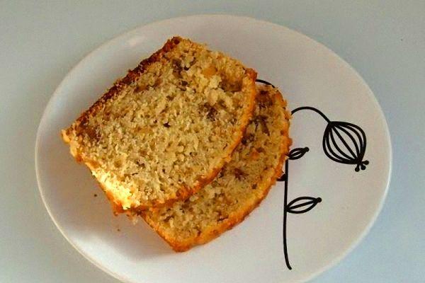 """La dieta Dukan no es muy sacrificada si podemos permitirnos el """"lujo"""" de poder desayunar o merendar un trocito de bizcocho. Esta receta varíade la original"""