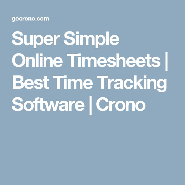 Best 25+ Online timesheet ideas on Pinterest Timesheet software - monthly time sheet calculator