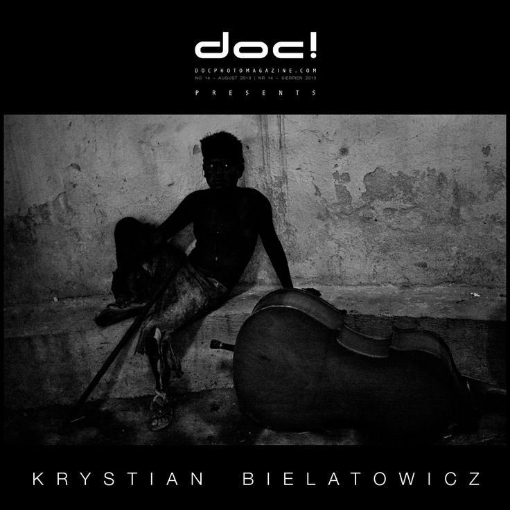 "doc! photo magazine presents: ""Milpa"" by Krystian Bielatowicz, doc! #14, pp. 143-169"