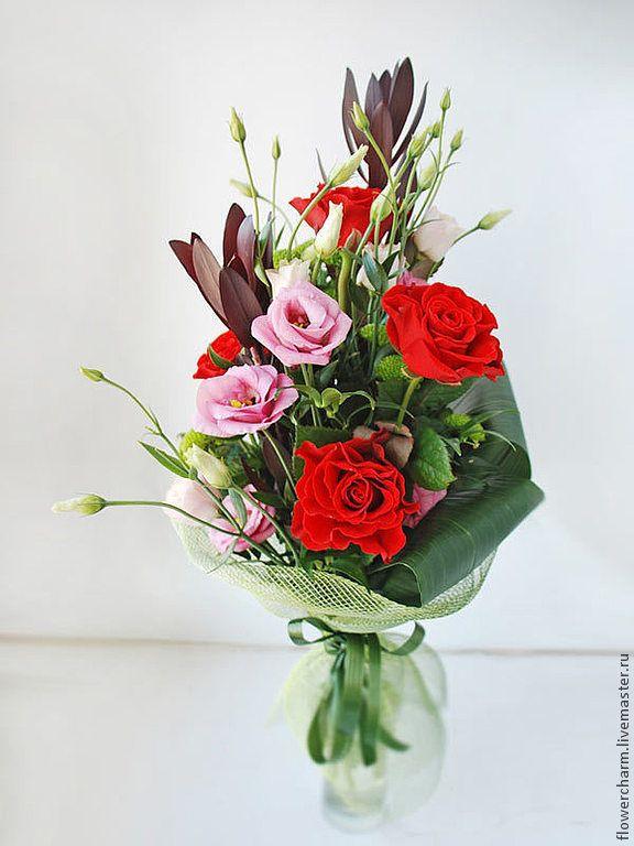 Купить Букет цветов для мужчины - букет цветов, букет для мужчины, мужской подарок, мужской букет