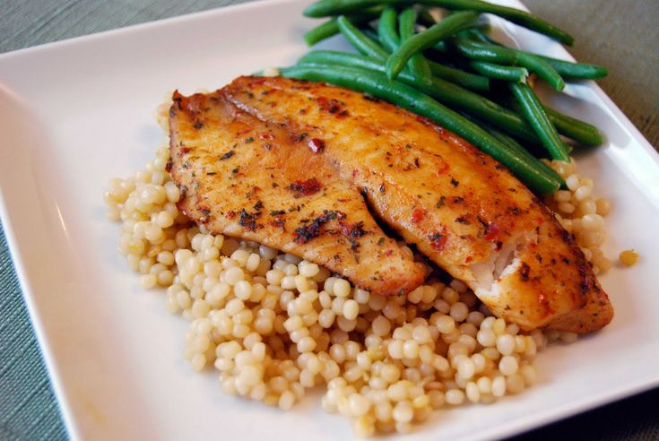 Reciper tilapia fish recipes healthy and palatable for Fish seasoning for tilapia