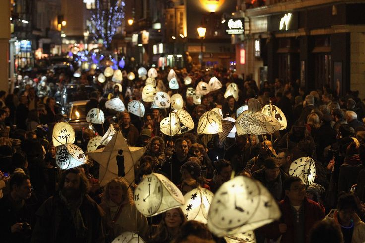 10 unmissable Christmas events this year