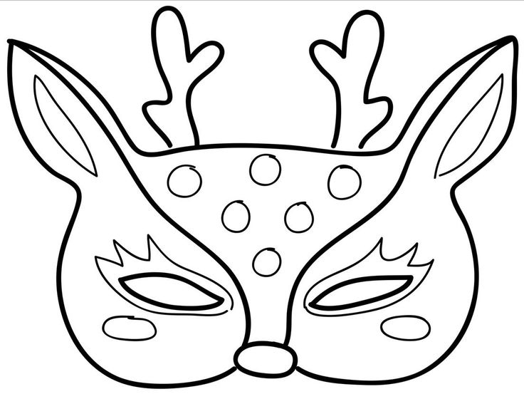 M 225 Scaras De Animales Para Imprimir Carnaval Pinterest Animales