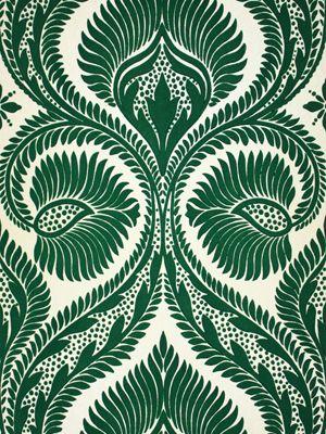 osborne & little damask wallpaper