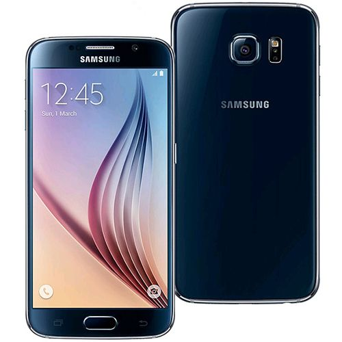 Refurbished Samsung Galaxy S6 Unlocked Black 32GB   Buy Samsung