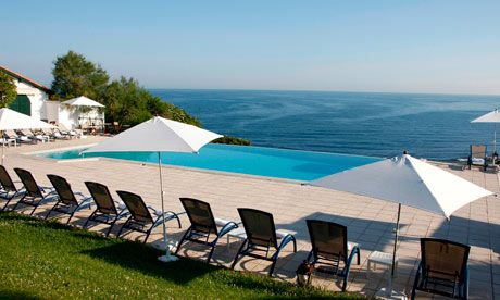 Budget places to stay by the seaside in France | Seaside chic doesn't have to break the budget. Here are 10 affordable places to stay in France, from a posh campsite in Gascony to a pretty villa near Cannes