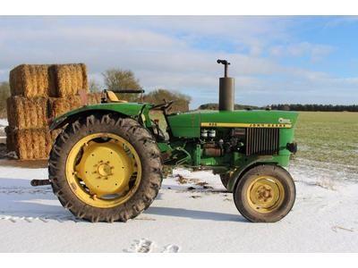 1972 JOHN DEERE 920 TRACTOR Very genuine, in good running order Tractors in Royston | Auto Trader Farm