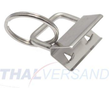 10er Pack Schlüsselband Rohling 25mm Schlüsselanhänger Rohlinge