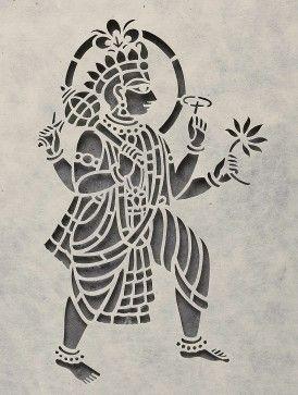 Krishna Saanjhi Wall Art - 13.6in x 10.6in