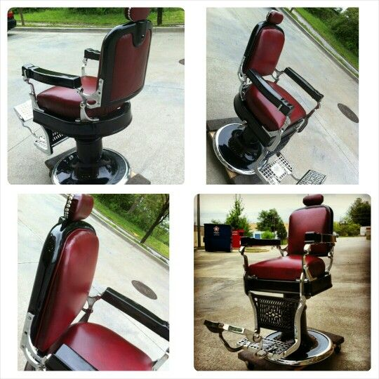 $$$AVAIL CHAIRS$$$$$ :-) Antique barber chair restoration Metal finishes  nickel and chrome plating, sand blasting, Porcelain refinishing or your  choice true ... - 294 Best Antique Barber Chairs Images On Pinterest Barber Chair