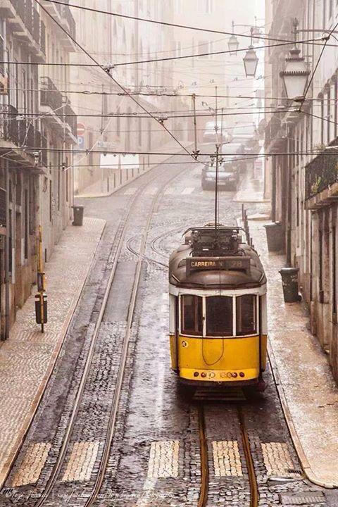 Tram 28 - Lisbon