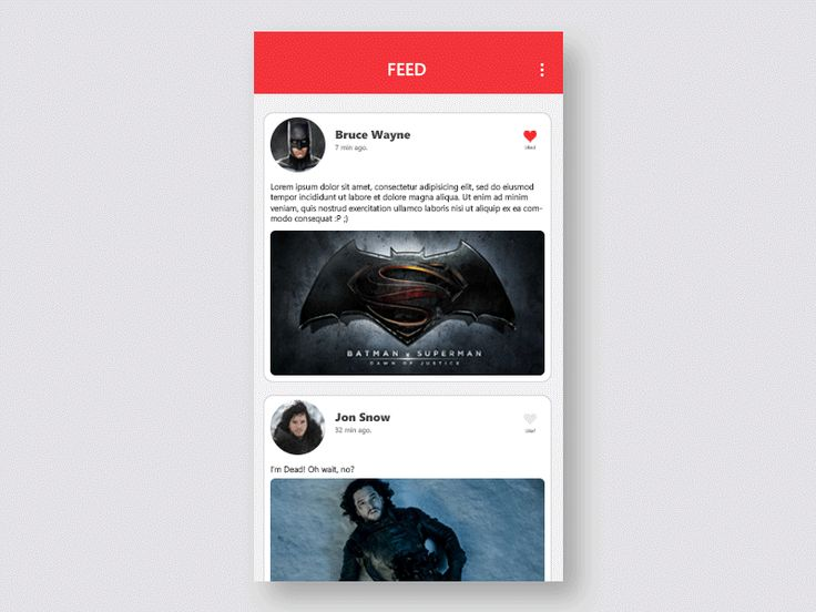 14 Examples of UI Interactions Concepts
