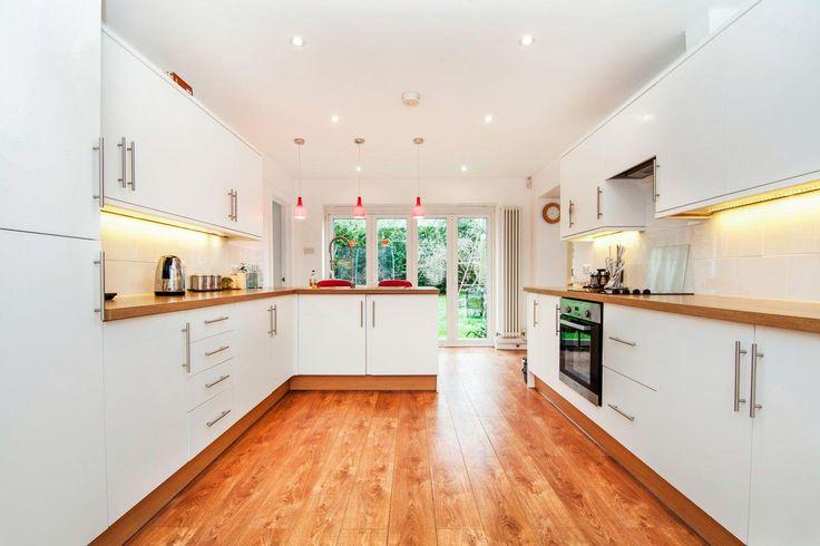 Love this modern #kitchen
