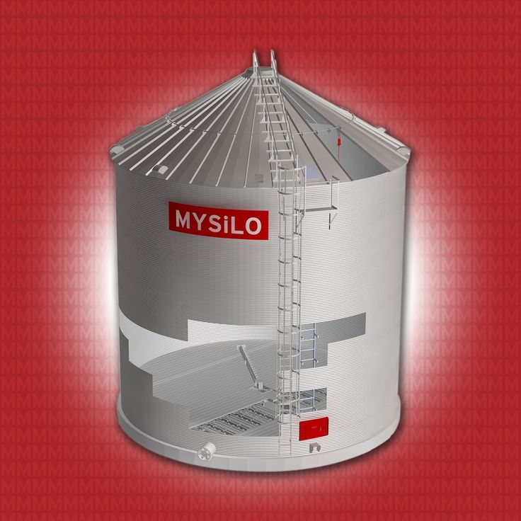 Mysilo private farmers farm-type Silos, the storage of products is manufactured in consideration of the harvest from the fields. Infrastructure and transport system is very economical because it is simple and easy to implement.