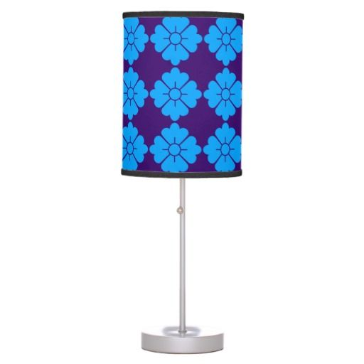 Flower shape design lamp - Customizable: you can change the background to any color you like as well as scale/position the design.