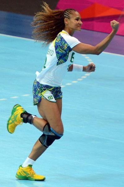 Alexandra Nascimento | Handebol | globoesporte.com