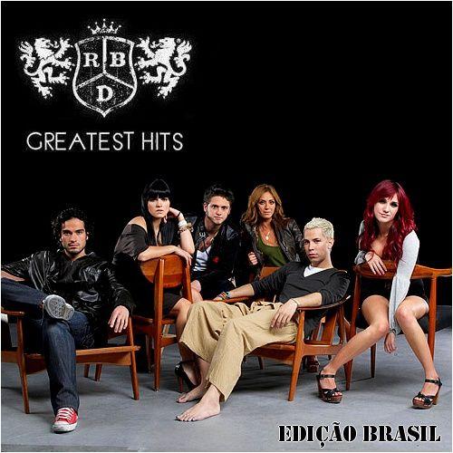 RBD: Greatest Hits (Ediçâo. Brasil) - 2007.