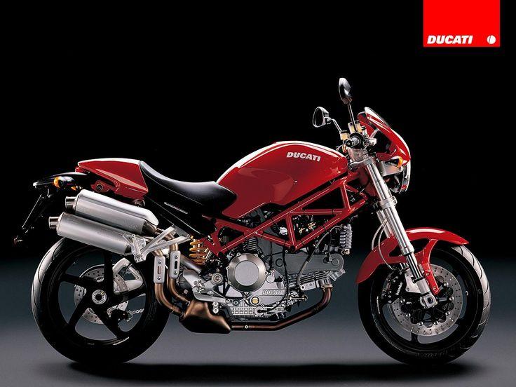 2008 Ducati Monster S2R 1000
