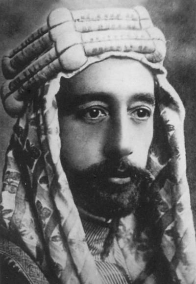 King Faisal (1906 - 1975) King of Saudi Arabia, assassinated by his nephew Faisal bin Musaid.  Some say it was to avenge the death of Prince Khalid bin Musa'id, King Faisal's half brother.