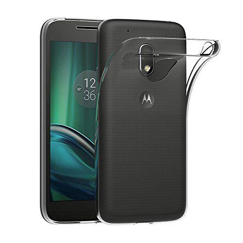 Funda Motorola Moto G4 Play, AICEK Protector Motorola Moto G4 Play Funda Transparente Gel Silicona Moto G4 Play Premium Carcasa para Moto G4 Play