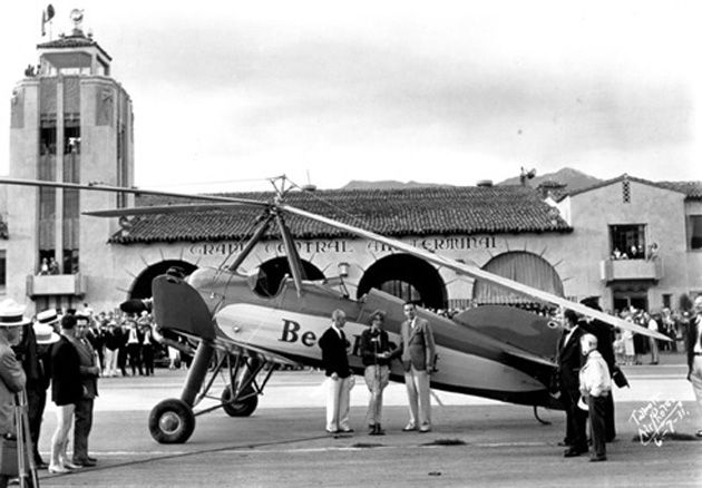 Earhart Landed In California After Making Her