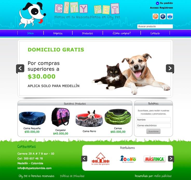 www.citypetcolombia.com