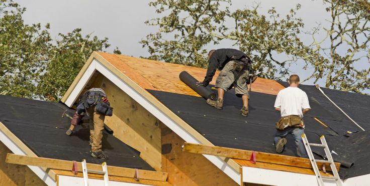 At Redstone Roofing Inc., We Give A Great Finishing Touch To Your New Homes