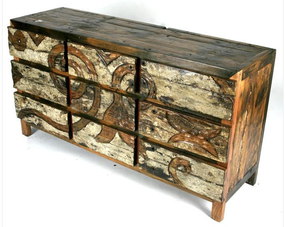 Ecologica – Craftsman Furniture Created From Reclaimed Wood - Mariana  Schechter and her company, Ecologica - Best 25+ Reclaimed Wood Dresser Ideas On Pinterest Used Pallets