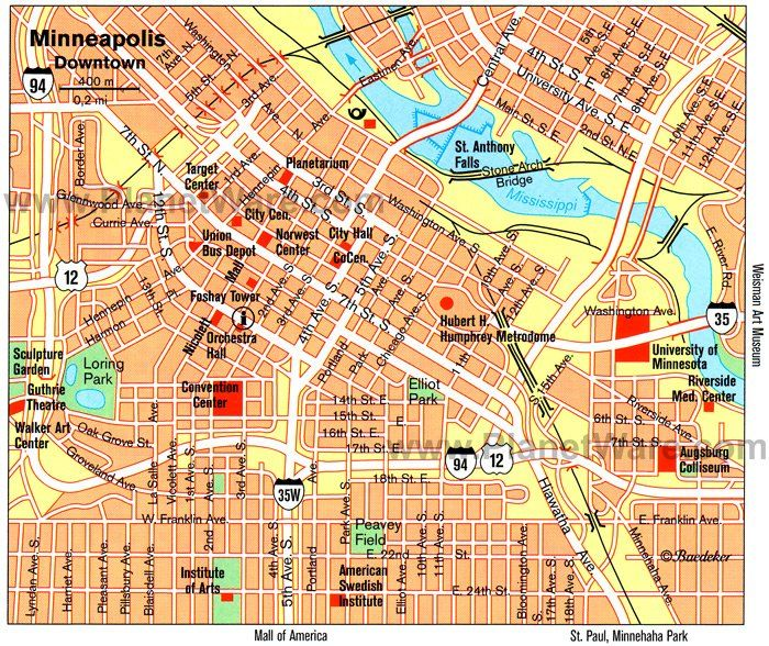 12 Top Rated Tourist Attractions In Minneapolis Planetware - Us-map-minneapolis
