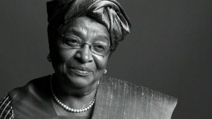 Ellen Johnson Sirleaf ' 2011