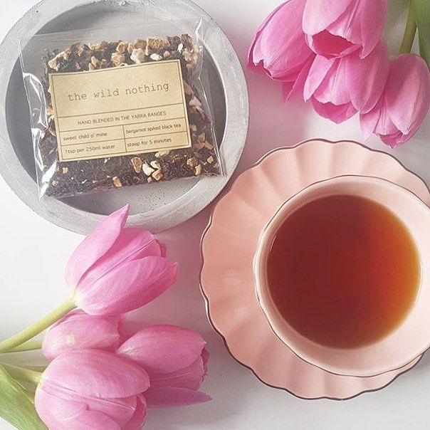 Sweet Child black tea with bergamot  photo by @thesophyemilystyle  #thewildnothing #tea #tisane #tisanes #teas #teaaddict #tealove #tealover #instatea #blacktea #organic #organictea #madeinmelbourne #australianmade #love #instagood #instadaily #gifts #shoponline #onlinestore #photography #stylist #photographer #winter #keepwarm #drinktea