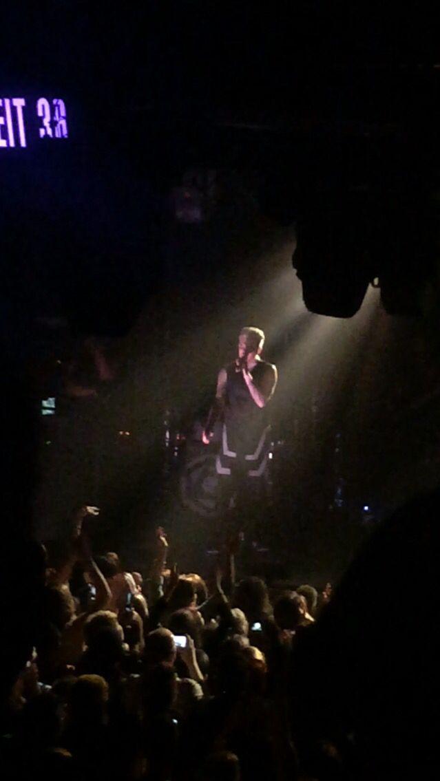 Adam Lambert  Große Freiheit 36 Hamburg