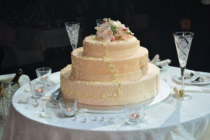 par exemple c'est une tarte très chic