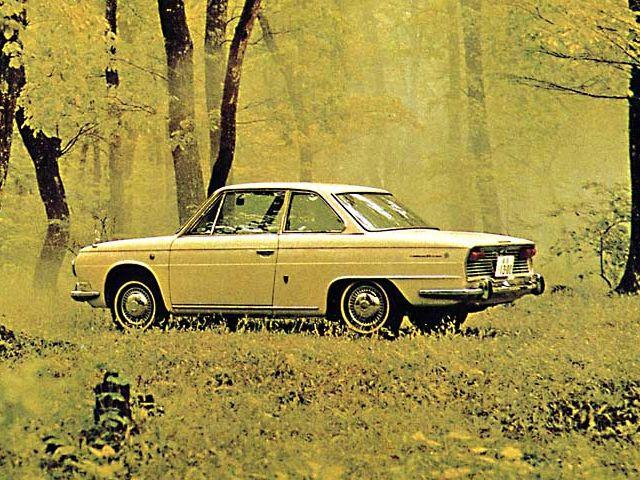 1965 Hino Contessa 1300 Coupe