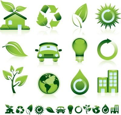 Here's a fantastic collection of green vector icons that you can download for free! #social #media #icon #green #free