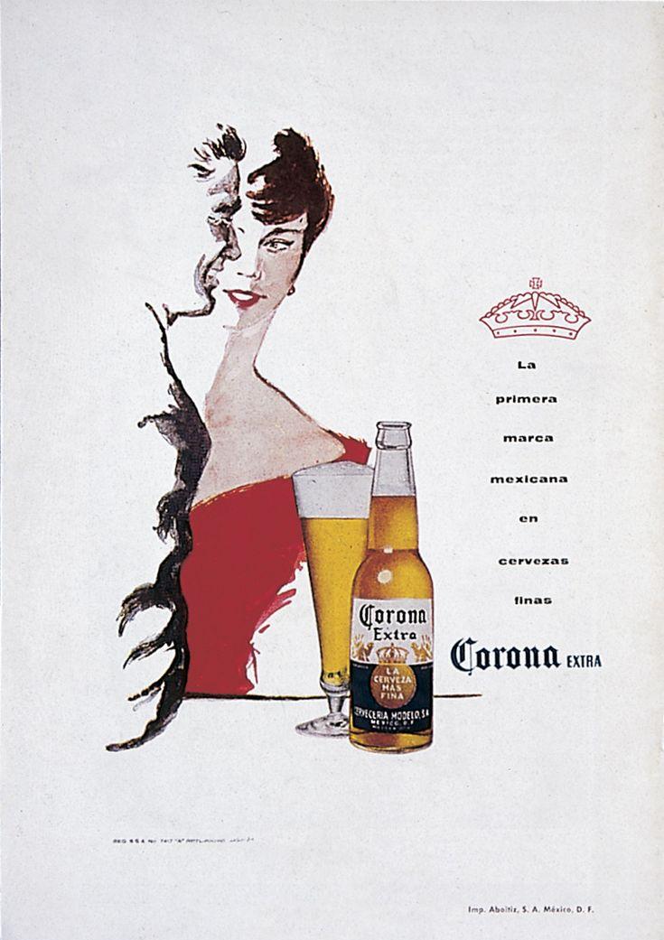 ¡Felices 90, Corona, te sigues viendo de 16! | 29 Fotos de la cerveza Corona que te enseñarán lo mucho que ha cambiado México