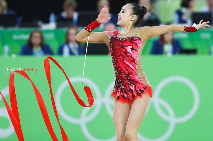 SON YEON JAE - KOR  #fig #cbg #cob #canon #gymnastics #ginastica #gimnasia #gala #olympics #olympic #sport #esporte #photo #bufolin #rbufolin #cpscanon #korea #kor #seoul #passion #dance #hoop #ballet #rhythmic #ritmica #sonjae #girl #beauty #600mm