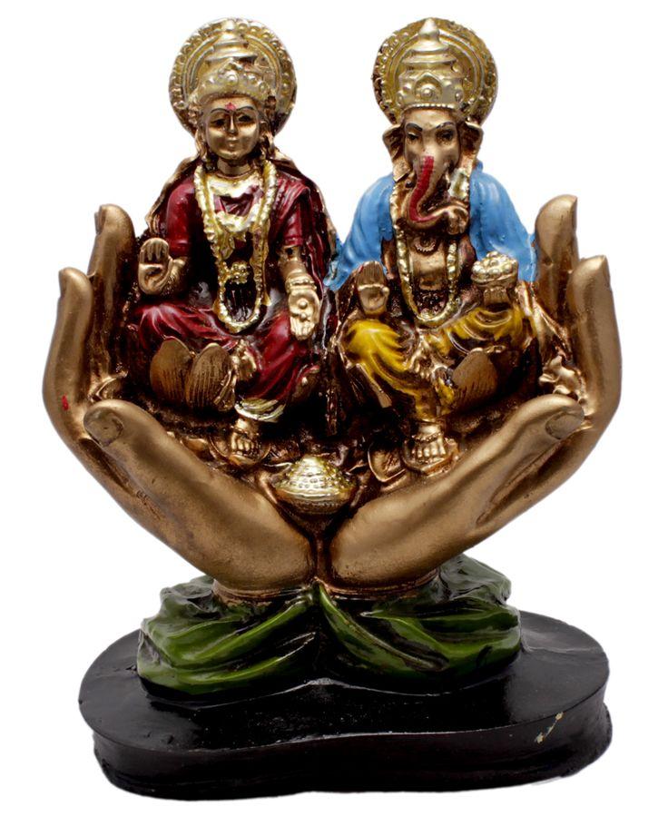 Indian Hand Carved God & Goddess Laxmi Ganesha Resin Idol Sculpture Statue 6.4 Inches #LaxmiGaneshaStatue #LaxmiGaneshaIdol http://www.amazon.com/Indian-Carved-Goddess-Ganesha-Sculpture/dp/B0136PJ78G/ref=sr_1_115?m=AS6NUW2A4I9OG&s=merchant-items&ie=UTF8&qid=1446551868&sr=1-115&keywords=resin