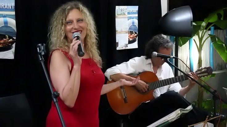 MIKE & MONA   de Bossa a Blues 1