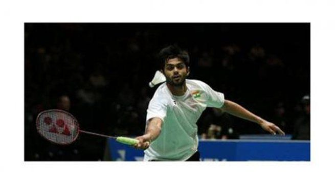 Singapore City: Indian badminton star B Sai Praneeth defeated South Korea's Lee Dong-keun in straight games to reach his first Super Series badminton final at the Singapore Open today. Praneeth defeated three-time Korea Masters Grand Prix Gold winner Lee 21 -6, 21-8 in a lop-sided...