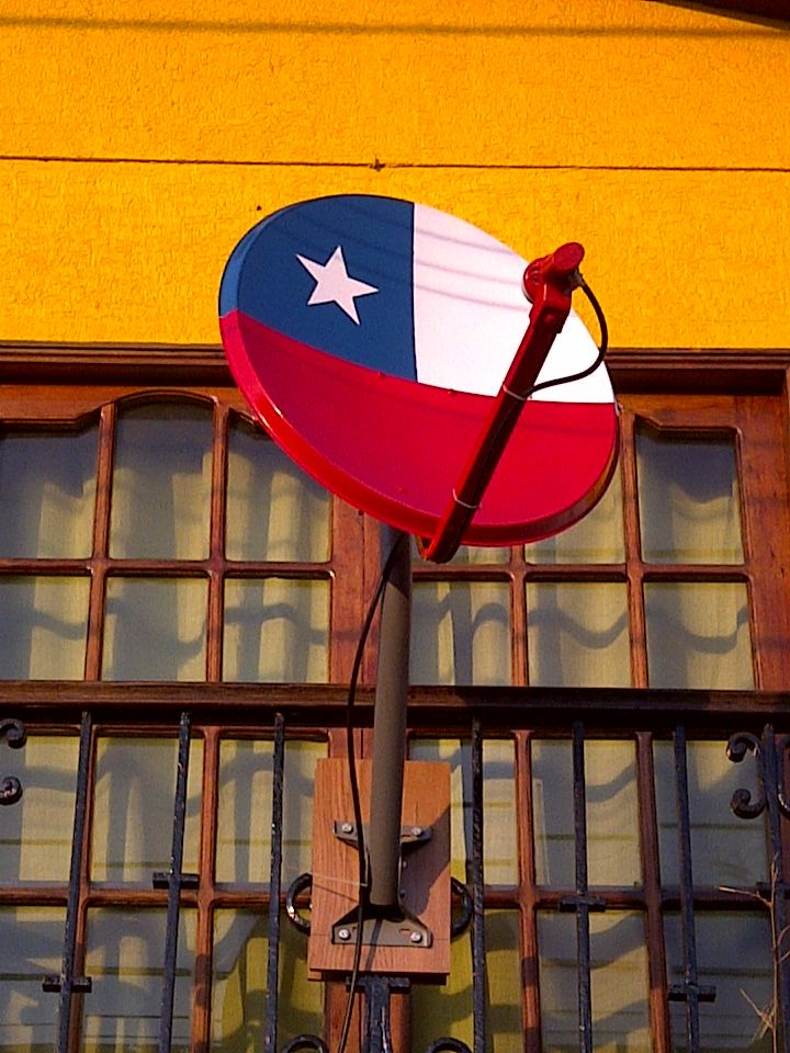 Happy Independence Day to all Chileans in Chile and around the world. A greeting celebrating with a good barbecue and a glass of wine. Viva Chile!