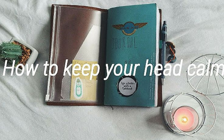 How to keep your head calm ~ about Mindfulness in your life